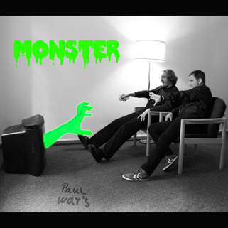 Cover zu Monster